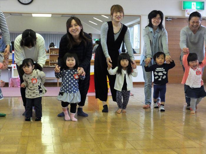 4月11日(火)平成29年度のにこにこ教室 始まりました!(そら組)の写真