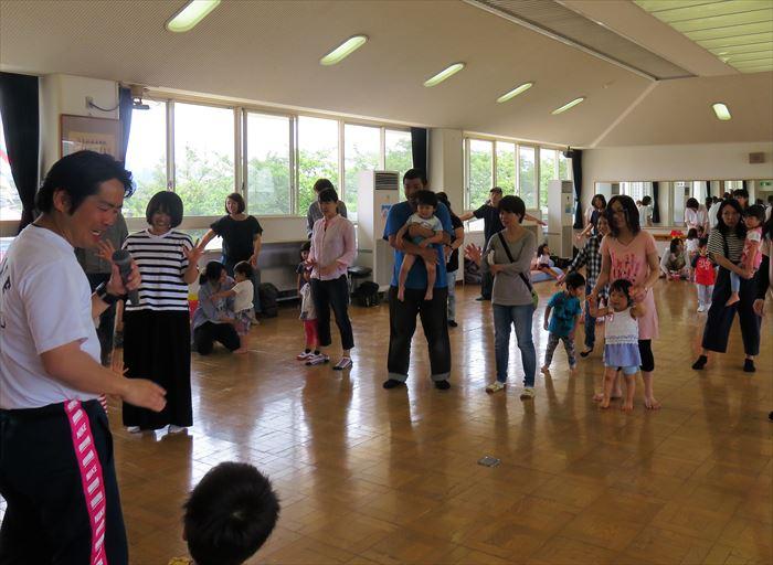 6月6日(火)キャプテン体育教室・幼稚園探検しよう(そら組)の写真