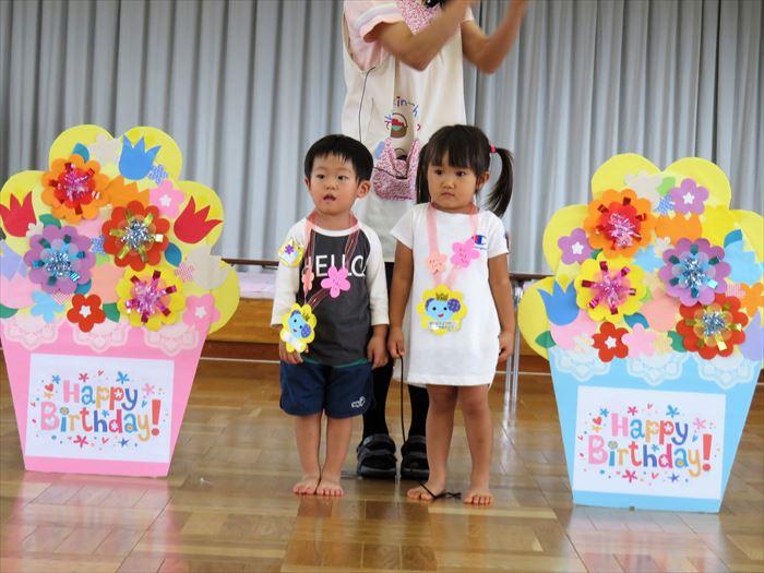 9月5日(火)リズミックス教室(そら組)の写真