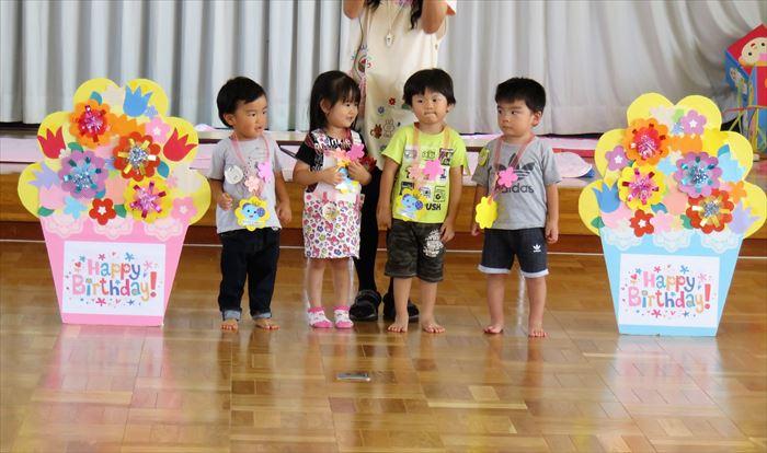9月26日(火)親子でかけっこあそび!(ほし組)の写真