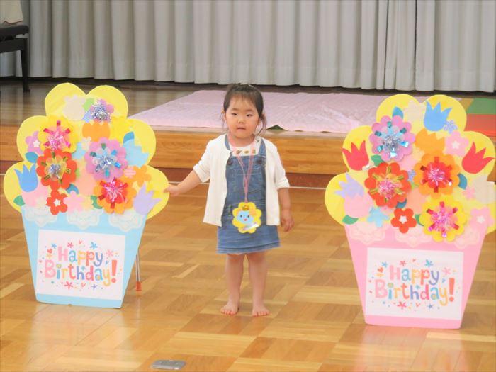 5月28日(火) わーい!!エプロンシアターだよ!(ほし組)の写真