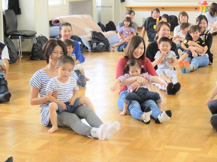 6月4日(火) キャプテン教室・幼稚園探検しよう!(そら組)の写真