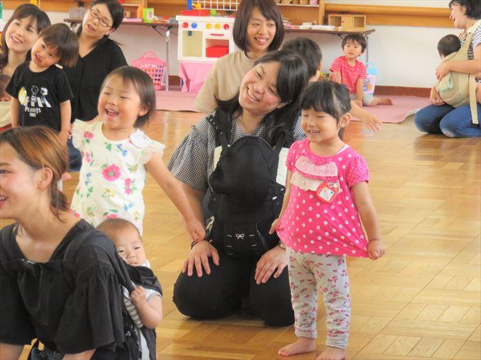 6月11日(火) キャプテン教室・幼稚園探検しよう!(ほし組)の写真