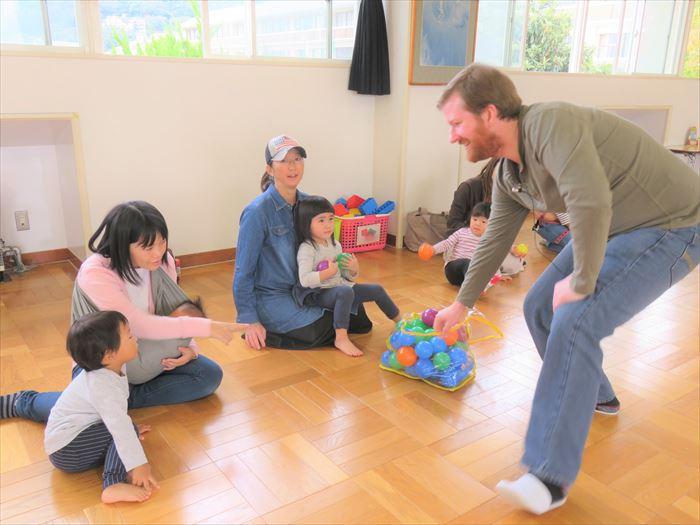 10月23日(水) 英語教室(そら組)の写真