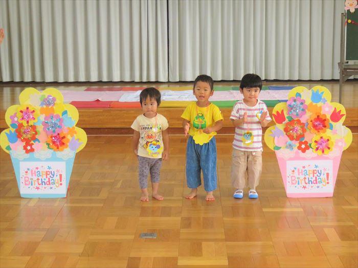 9月23日(火)キャプテン体育教室(そら組)の写真