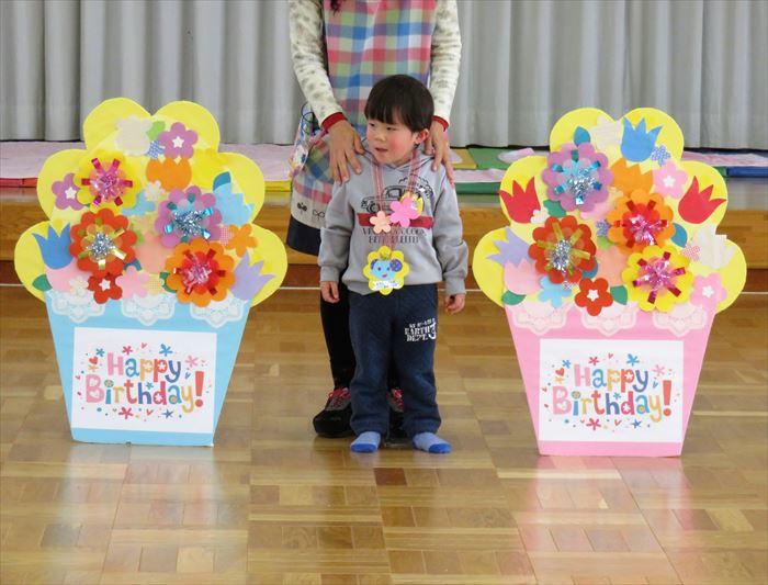 1月23日(火)リズミックス教室(ほし組)の写真