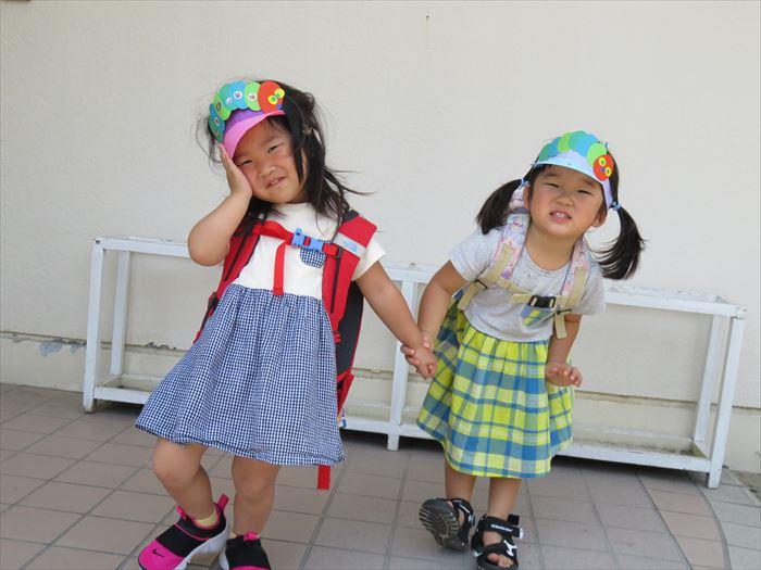 6月13日(水) みんな大好き♡はらぺこあおむし(ほし組)の写真