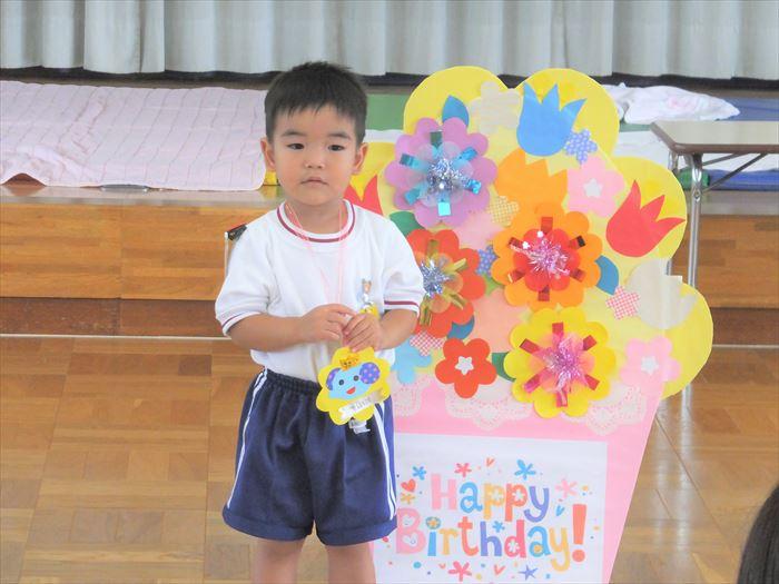 9月4日(火) 英語教室(そら組)の写真