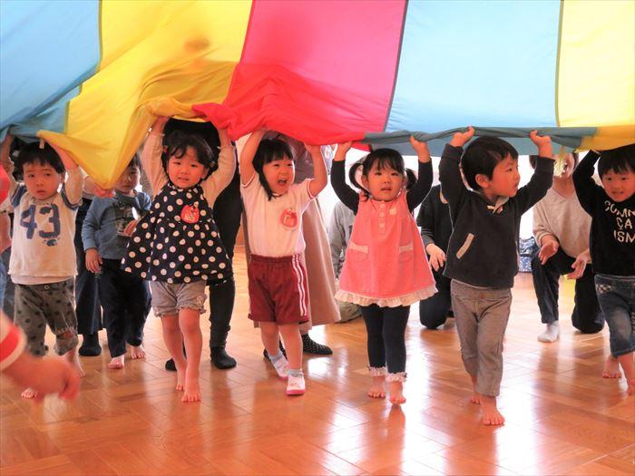 10月23日(火)キャプテン体育教室(ほし組)の写真