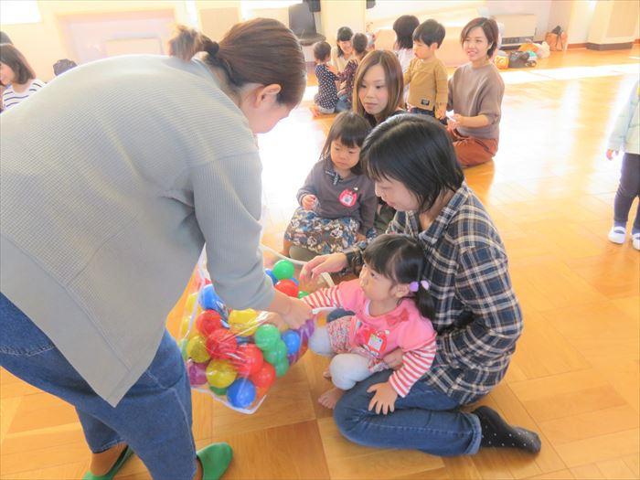 10月28日(火) 英語教室(ほし組)の写真