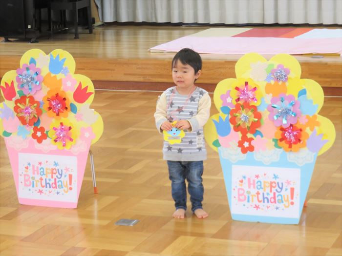 1月14日(火) リズミックス教室(そら組)の写真