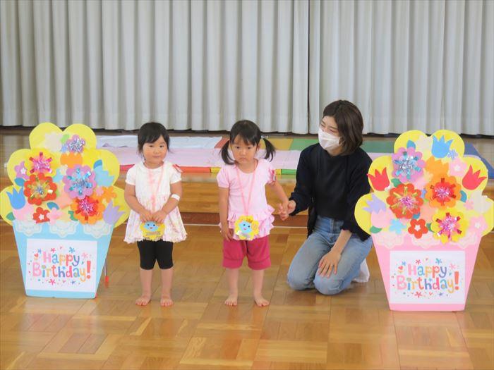 6月2日(火) 令和2年度のにこにこ教室が始まりました!(そら組)の写真