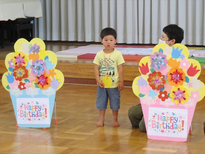 6月9日(火) 令和2年度のにこにこ教室が始まりました!(ほし組)の写真
