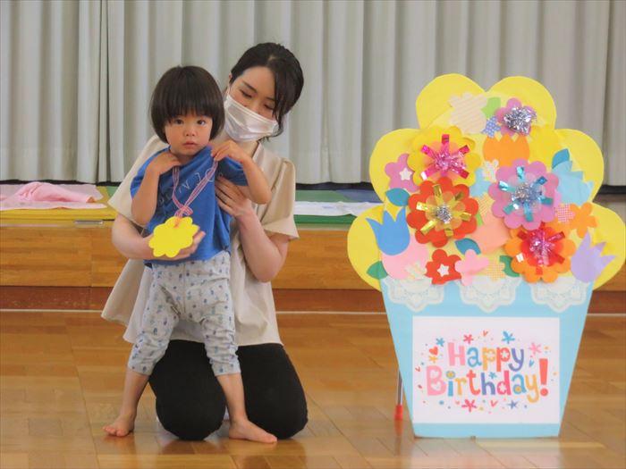 6月23日(火)キャプテン体育教室(ほし組)の写真