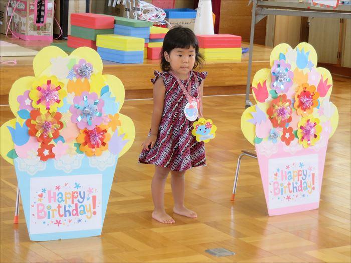 9月15日(火)にこにこ教室親子運動会!(ほし組)の写真