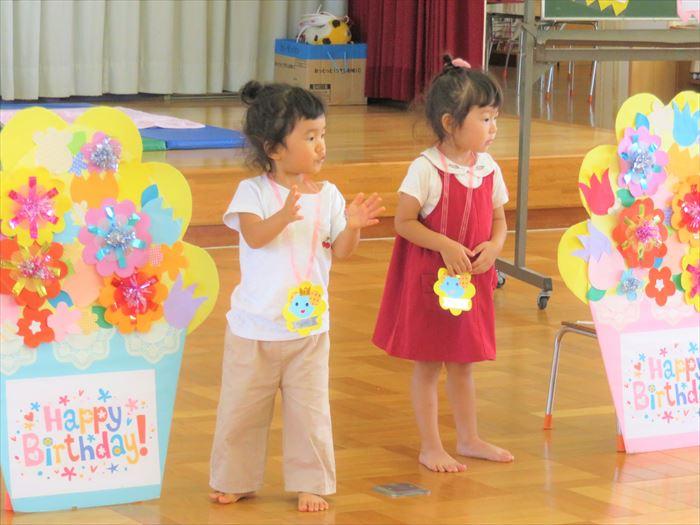 9月30日(火)キャプテン体育教室(ほし組)の写真