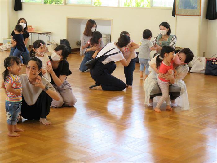 6月1日(火) 令和3年度にこにこ教室が始まりました!(そら組)の写真