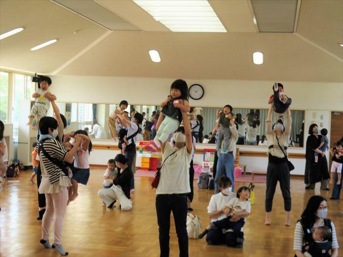 6月8日(火) 令和3年度のにこにこ教室が始まりました!(ほし組)の写真