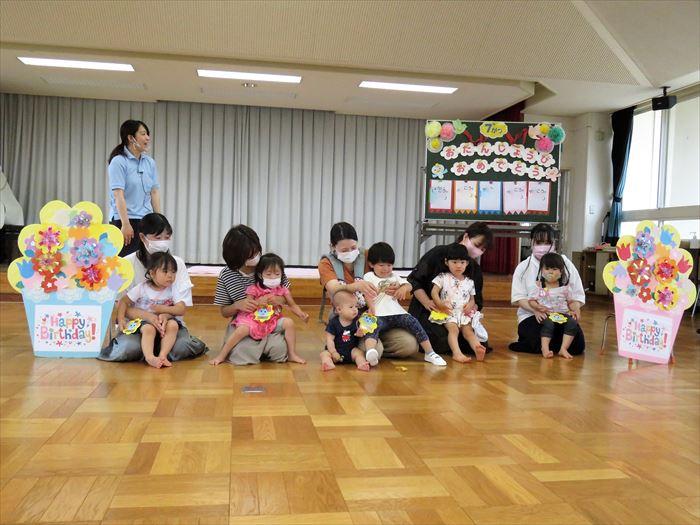 7月6日(火)幼稚園探検しよう(そら組)の写真